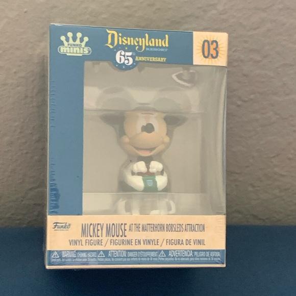 Funko Mini Disneyland 65th Anniversary MickeyMouse
